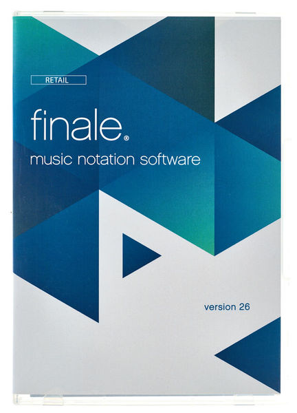 MakeMusic Finale 26 (E)