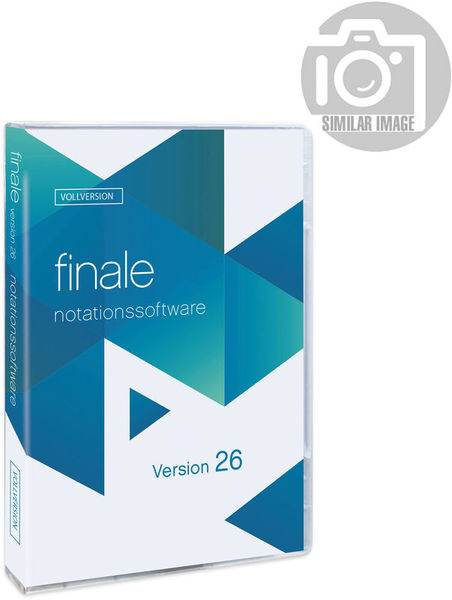 Finale 26 (D) Update 2014 MakeMusic