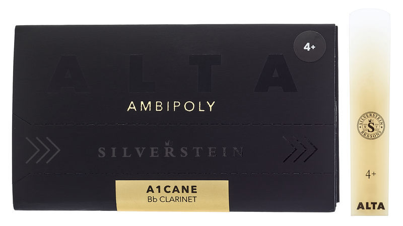 Silverstein Ambipoly Bb-Clarinet 4+