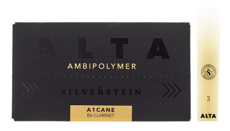 Silverstein Ambipoly Bb-Clarinet 3