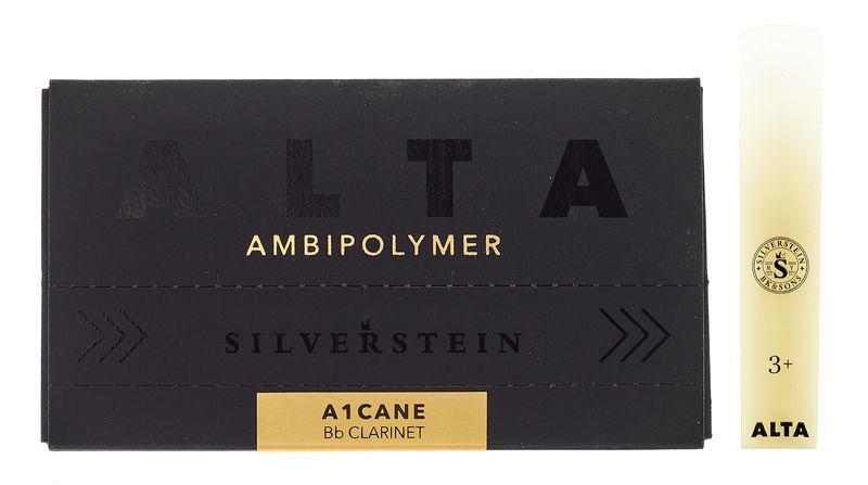 Silverstein Ambipoly Bb-Clarinet 3+