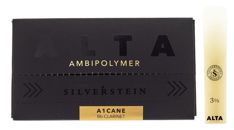 Silverstein Alta Ambipoly Clarinet 3,5