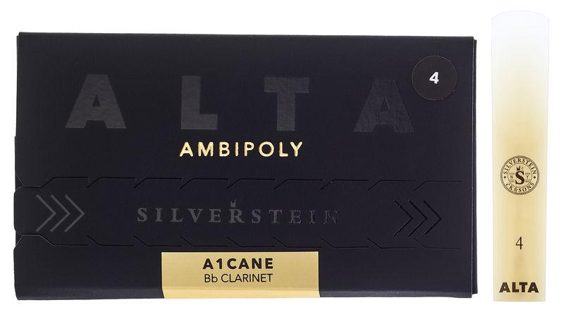Silverstein Ambipoly Bb-Clarinet 4
