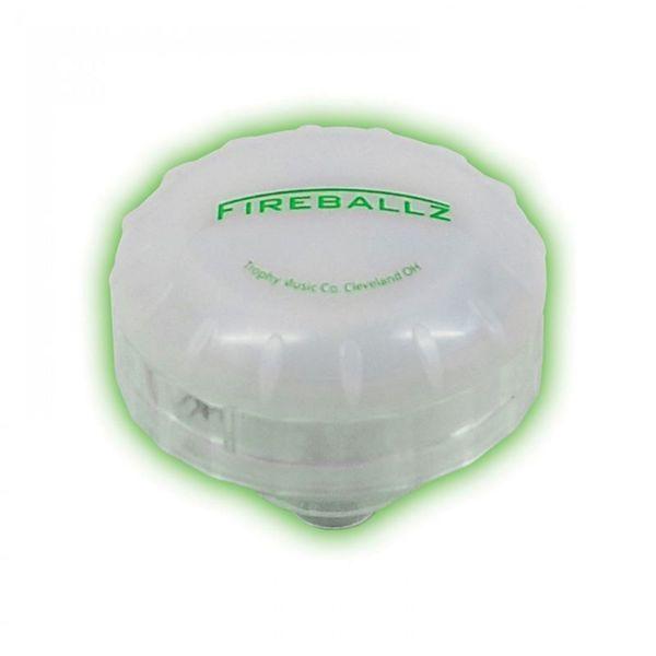 Fireballz Screaming Green Fireballz