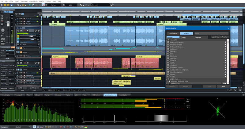 Magix Samplitude Pro X4 Upgrade