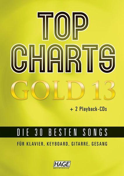 Top Charts Gold 13 Hage Musikverlag