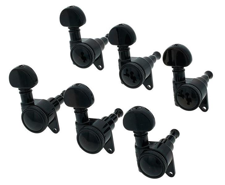Grover 505BC6 Mini Rotomatic Black