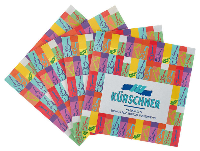 Kürschner Baroque Violin Strings Set 4/4