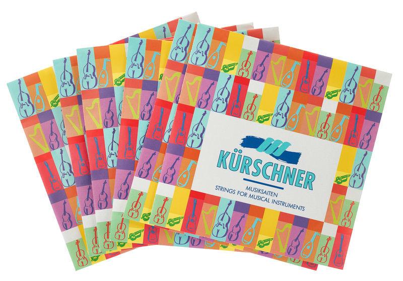 Kürschner Alto- / Tenor-Viol Strings Set