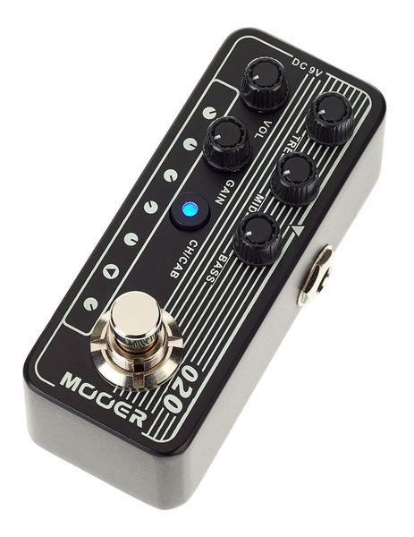 Mooer Micro PreAmp 020