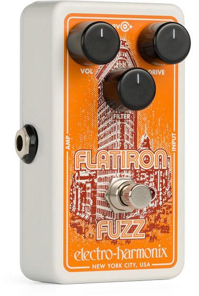Flatiron Fuzz Electro Harmonix