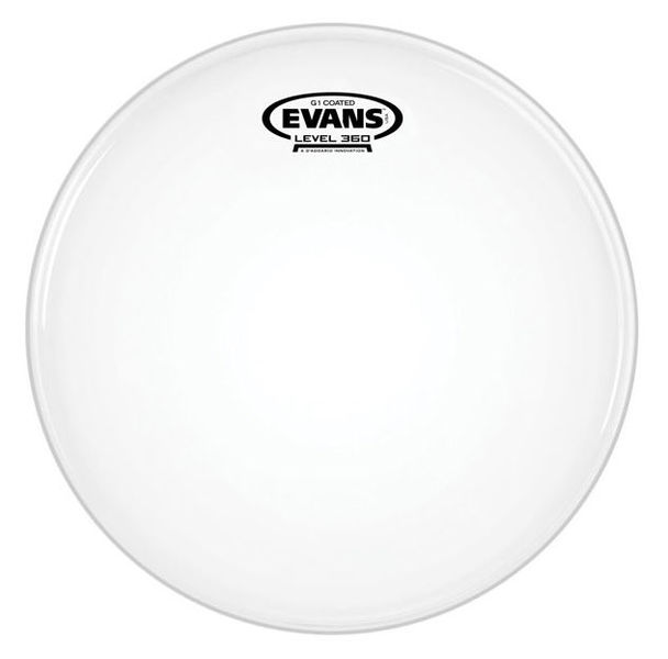 "22"" G1 Coated Bass Drum Evans"