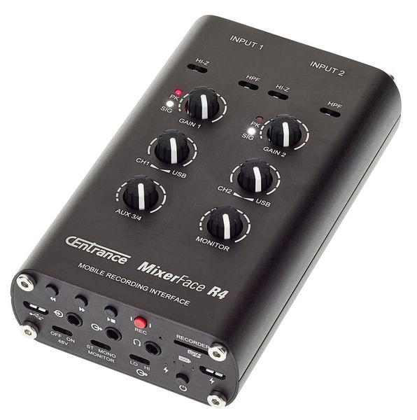 MixerFace R4R Centrance