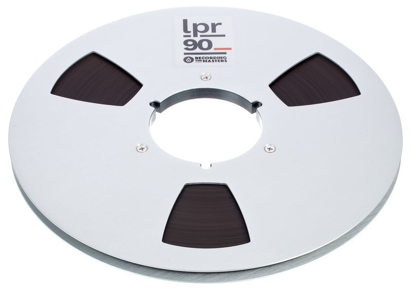 """RTM LPR 90 1/4"""" 1100m NAB Reel"""