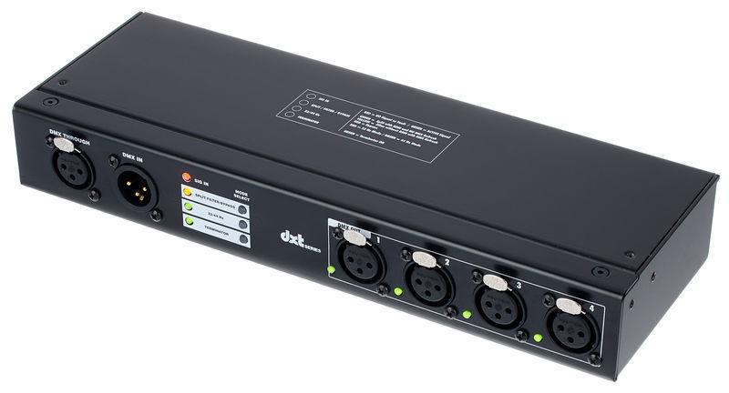 Eurolite DXT-SP 1in/4out PRO DMX RDM
