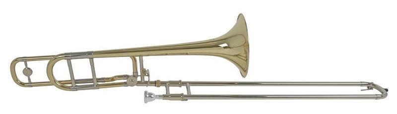 TB-450B Bb/F-Tenor Trombone Bach