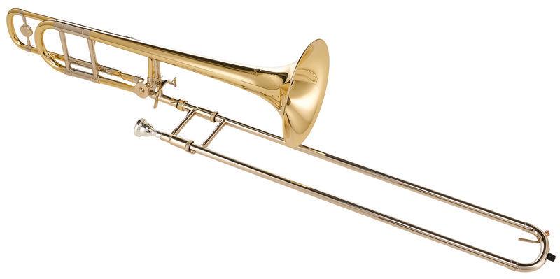 Bach TB-450B Bb/F-Tenor Trombone