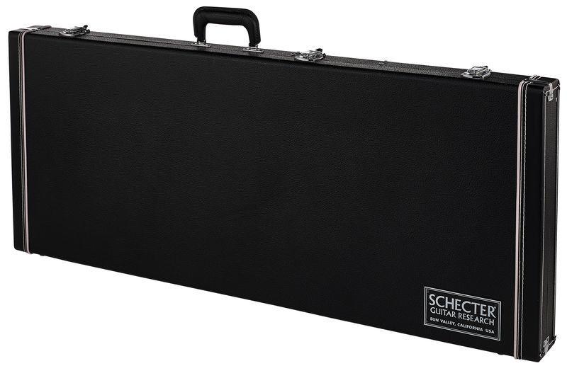 Schecter E-1 Hardcase