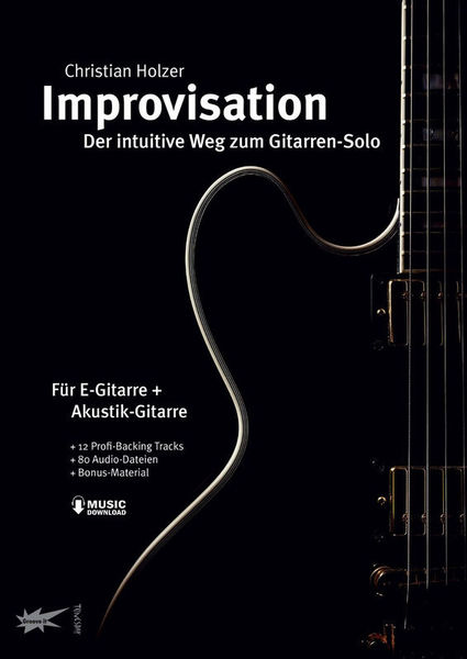 Tunesday Records Improvisation – Gitarren-Solo