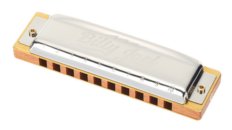Hohner Billy Joel Signature Harp C