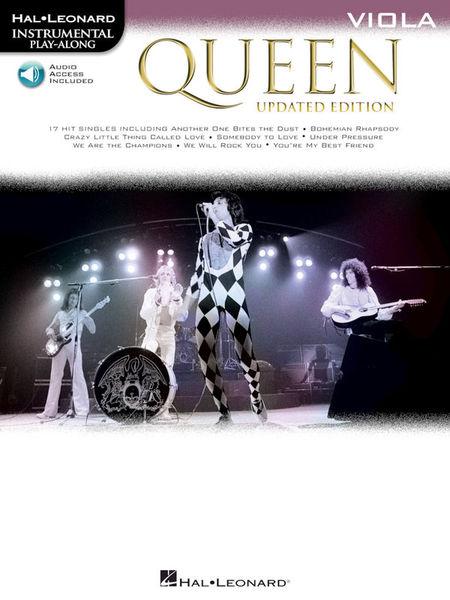 Hal Leonard Queen Viola Play-Along