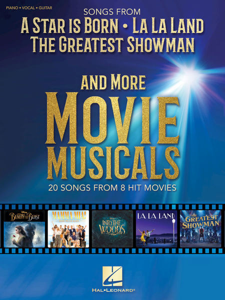 Hal Leonard Movie Musicals PVG