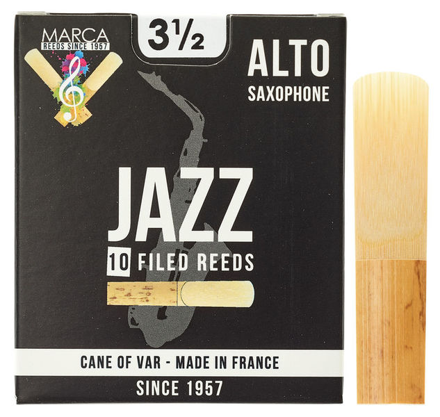 Marca Jazz filed Alto Sax 3,5