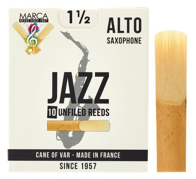 Marca Jazz unfiled Alto Sax 1,5