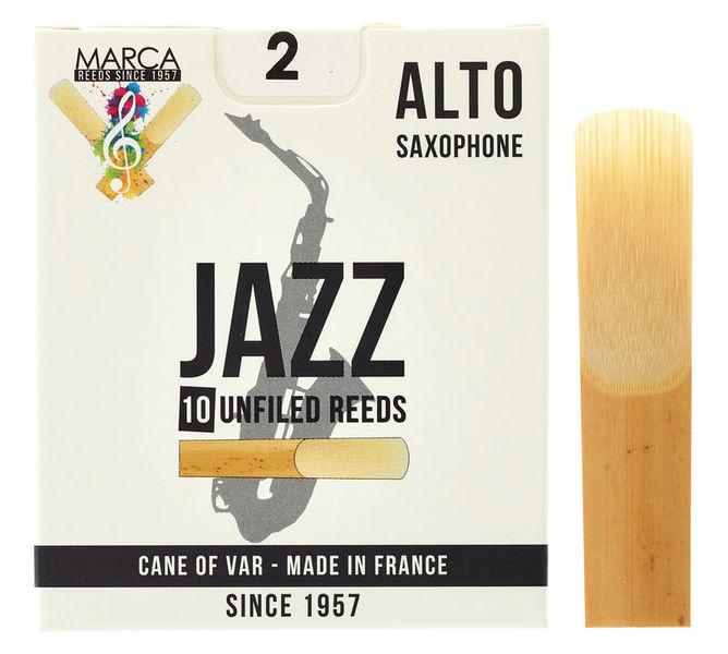 Marca Jazz unfiled Alto Sax 2
