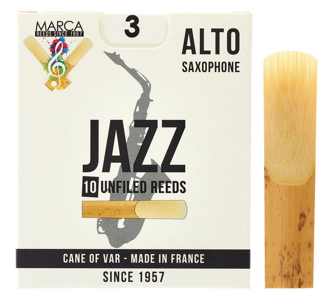 Marca Jazz unfiled Alto Sax 3