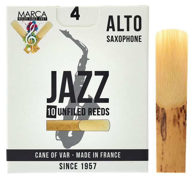Marca Jazz unfiled Alto Sax 4