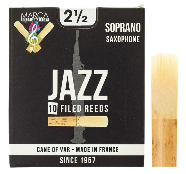 Marca Jazz filed Soprano Sax 2,5
