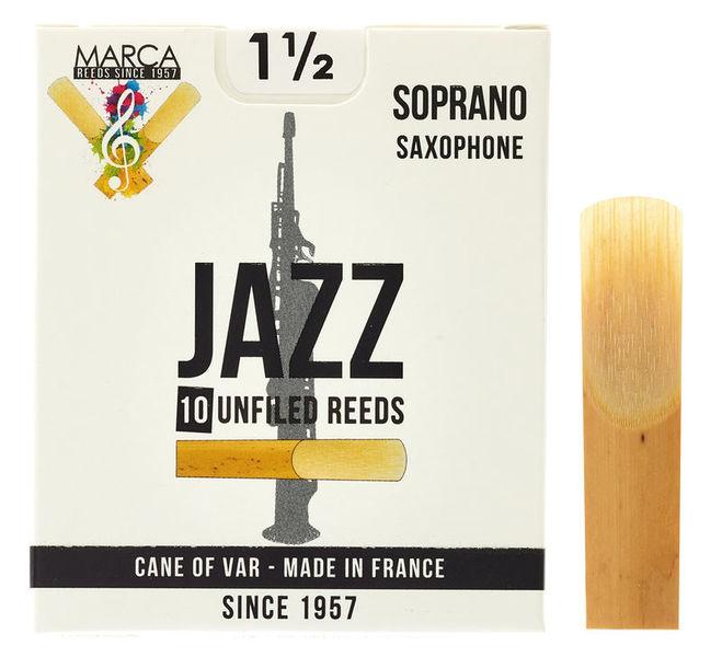 Marca Jazz unfiled Soprano Sax 1,5
