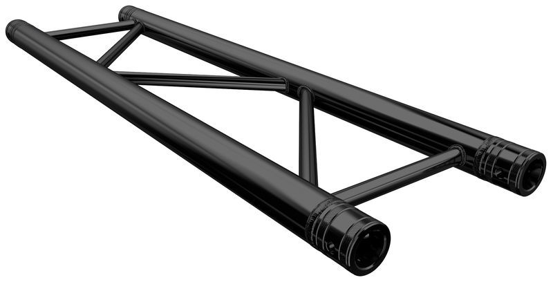 F32100-B Truss 1,0 m Black Global Truss