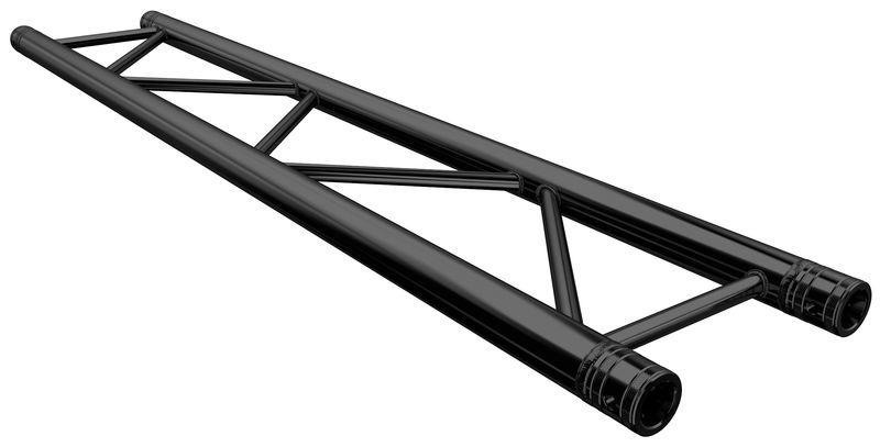 F32150-B Truss 1,5 m Black Global Truss