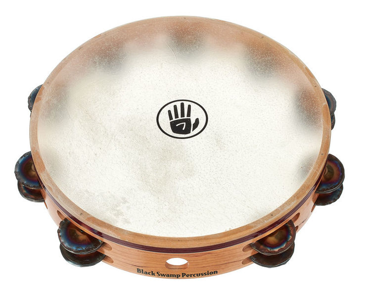Black Swamp Percussion LGTD1 Tambourine