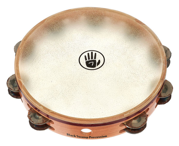 Black Swamp Percussion LGTC2 Tambourine