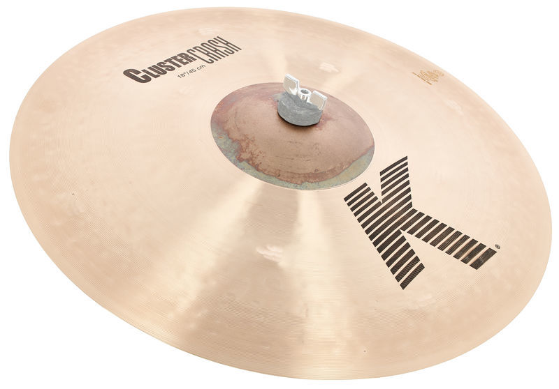 "Zildjian 18"" K-Series Cluster Crash"