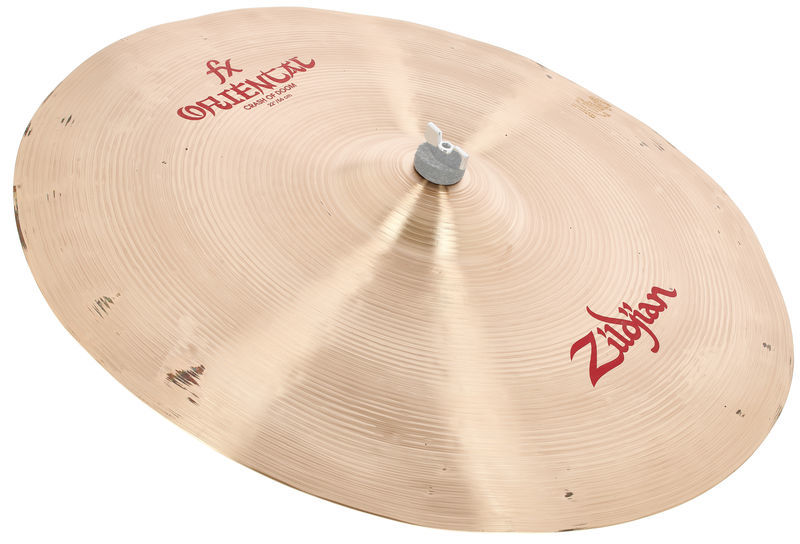 "Zildjian 22"" Oriental Crash of Doom"