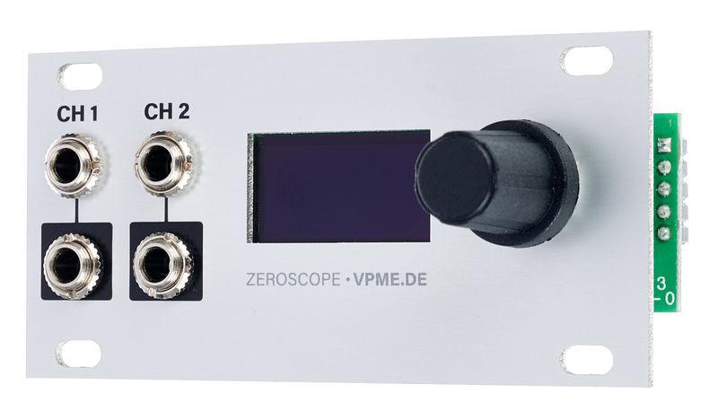 Intellijel Designs Zeroscope 1U