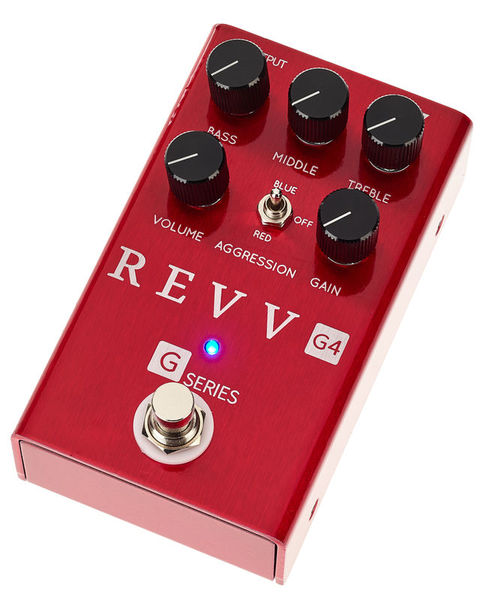 Revv G4 Distortion