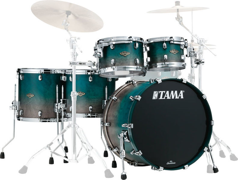 Tama Starcl. Walnut/Birch 5pcs -SPF