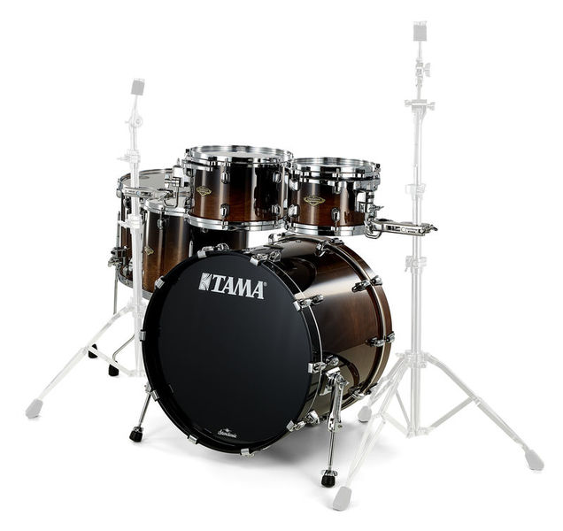 Tama Starcl. Walnut/Birch 5pcs -TMF