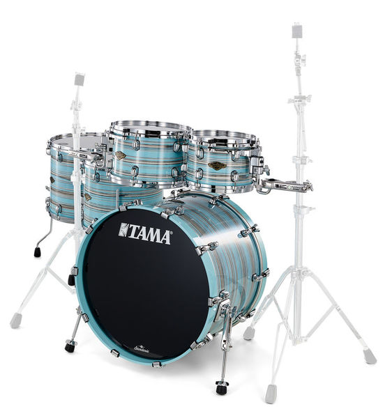 Tama Starcl. Walnut/Birch 5pcs -LLO