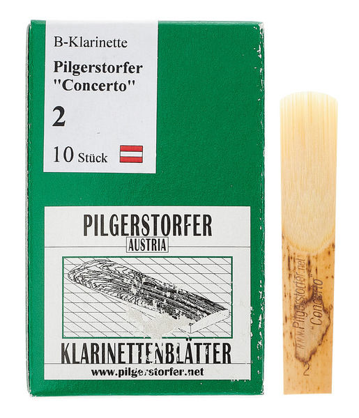 Pilgerstorfer Concerto Bb-Clarinet 2,0