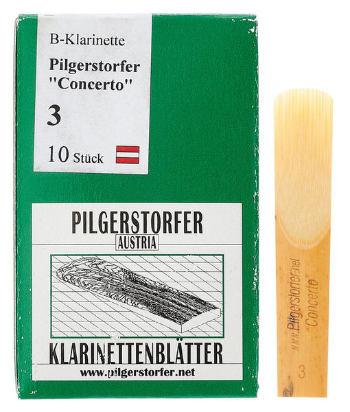 Pilgerstorfer Concerto Bb- Clarinet 3.0
