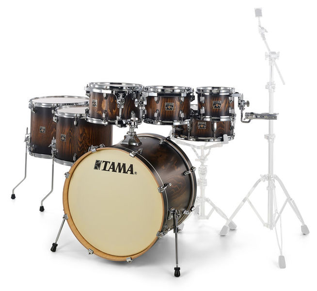 Tama Superst. Classic 7pcs -PJBP