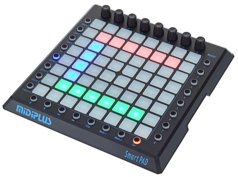 Midiplus SmartPAD