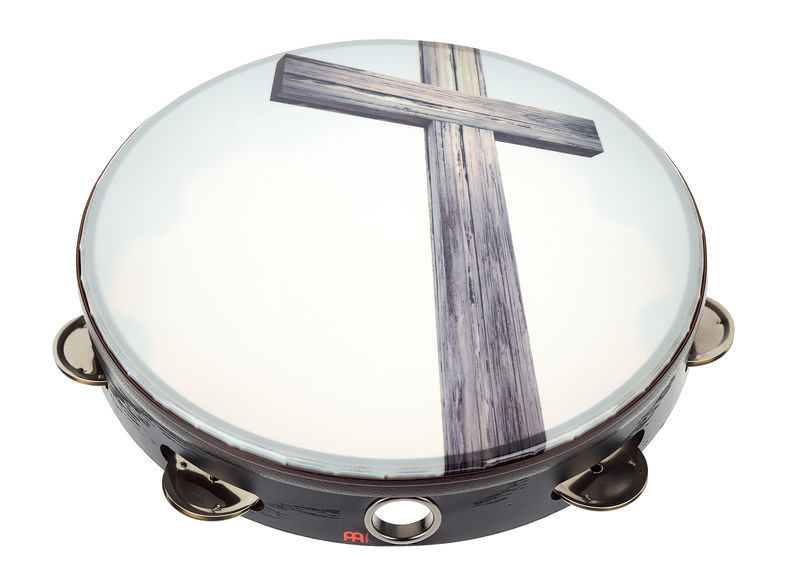 "Meinl CHT1C 10"" Tambourine"