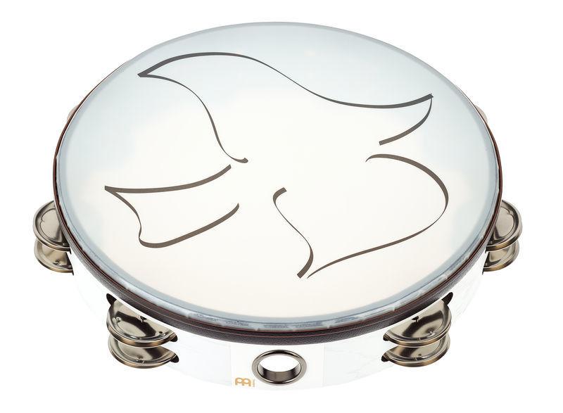 """Meinl CHT2D 10"""" Tambourine"""